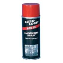 SPRAY ALUMINIU, LUCIU METALIC